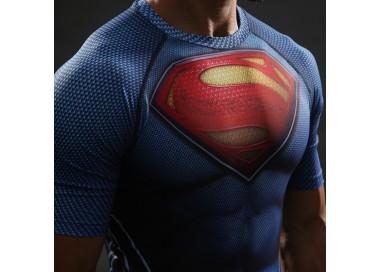 PLAYERA SUPERMAN 3D GIM