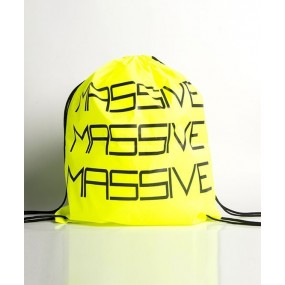 AC MASSIVE BACKPACK YELLOW