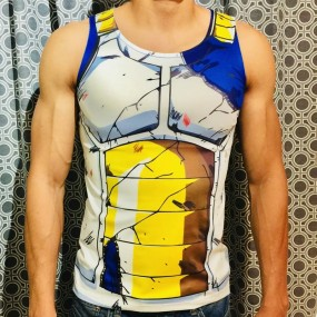 Playera Vegeta Dragon Ball