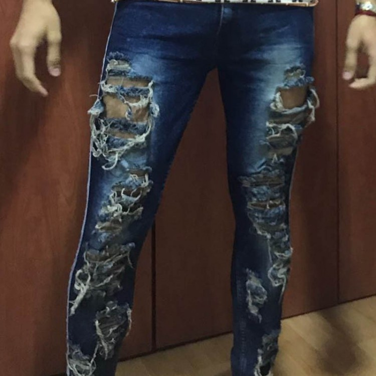 Pantalon Colombia Feeling Blue