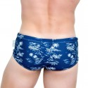 TAD Blue Island Swim Briefs Swimwear