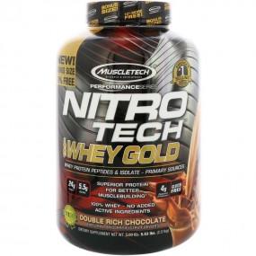 Proteina Nitro-Tech 100%...