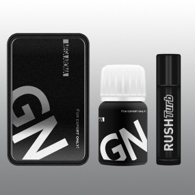 R.S.Gn black ultimate 40ml...