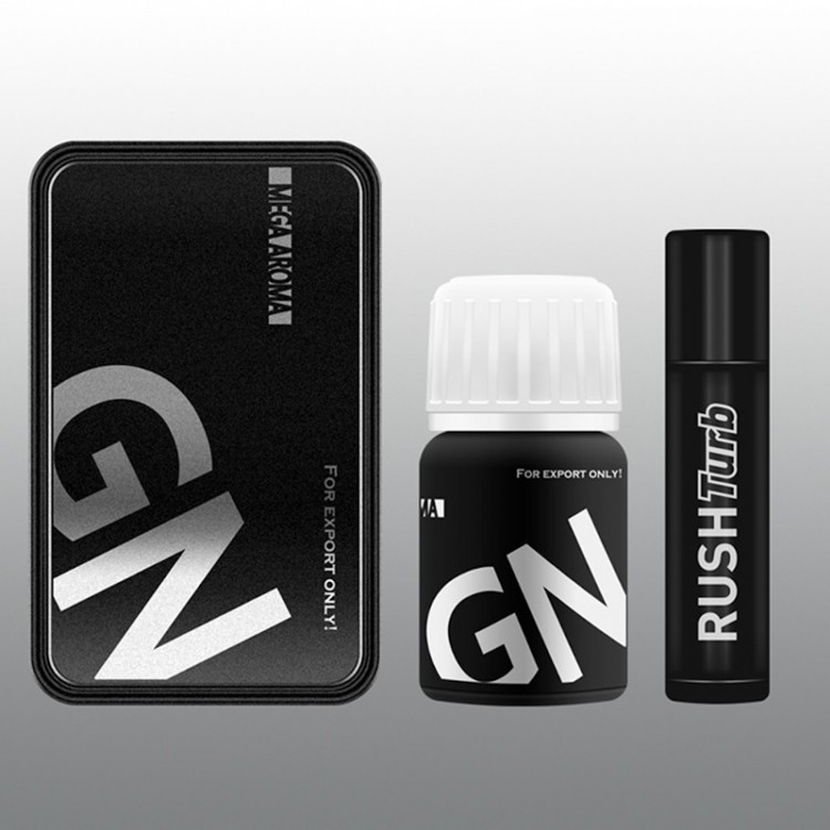 R.S.Gn black ultimate 40ml Poppers