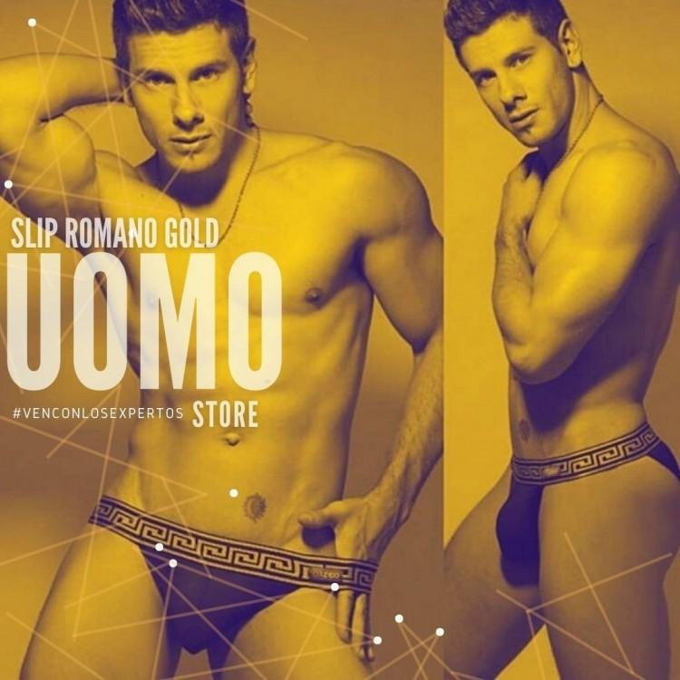Slip Romano Gold