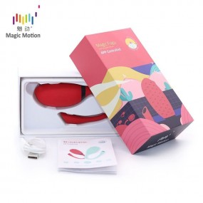 Fugu Vibe Red Magic Motion