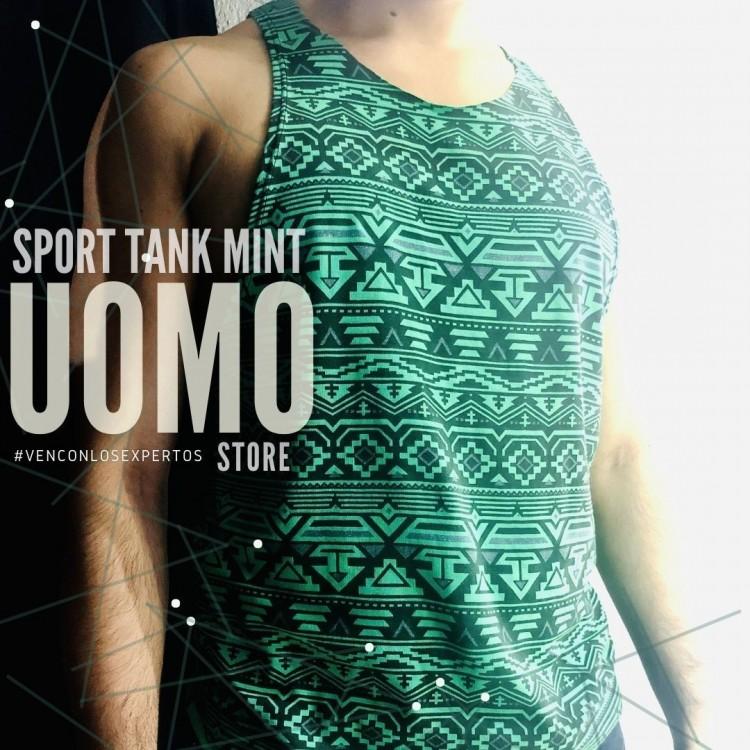 Sport Tank Mint