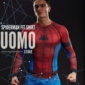 Spiderman Fit Shirt