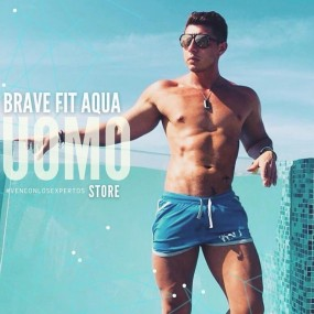 Brave Fit Aqua