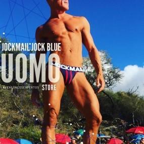 JockMail Jock Blue