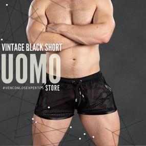 Vintage Black Short