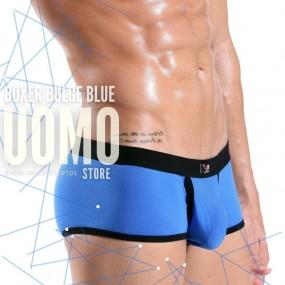 Boxer Bulge Blue
