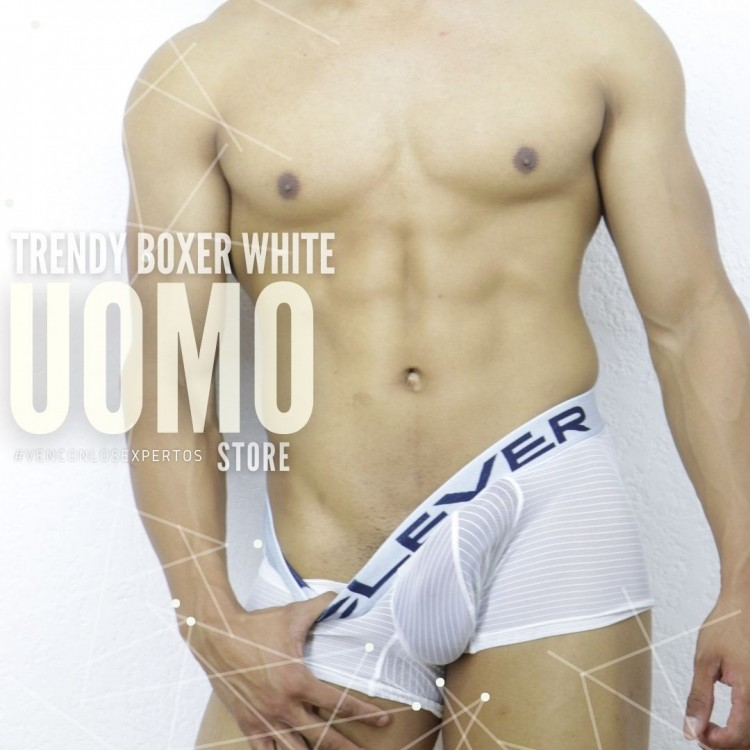 Trendy Boxer White