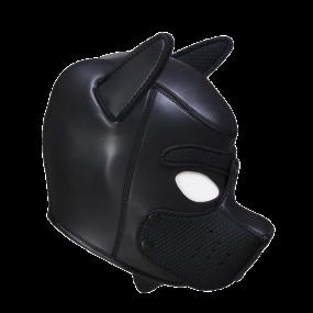 Mascara Pup Play Black - BDSM