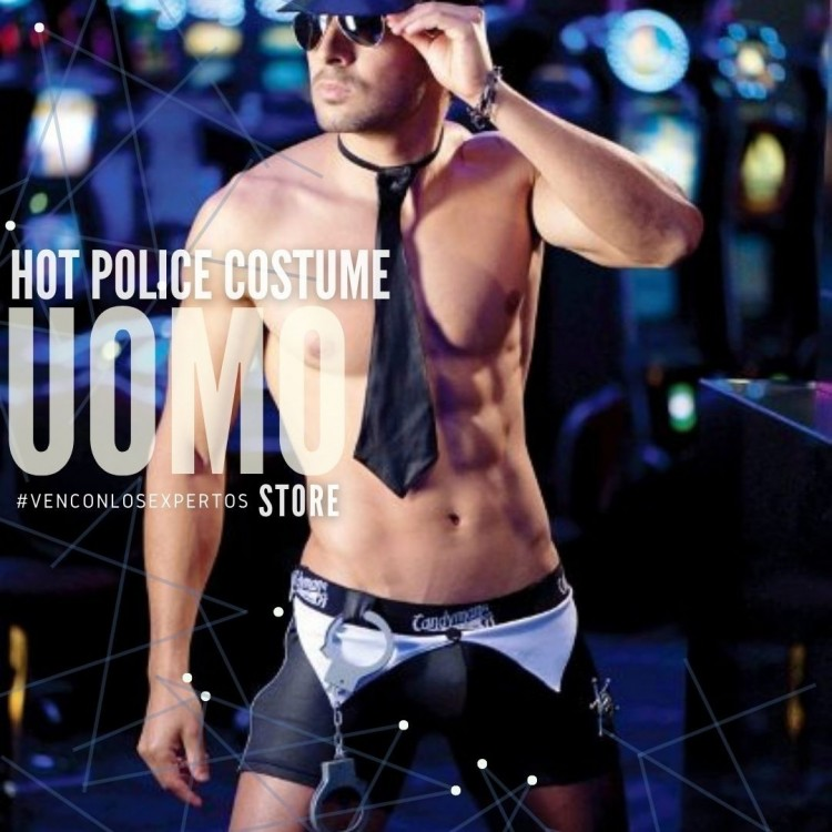 Hot Police Costume
