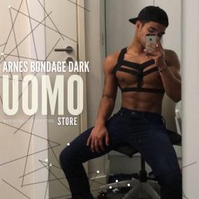 Arnes Bondage Black