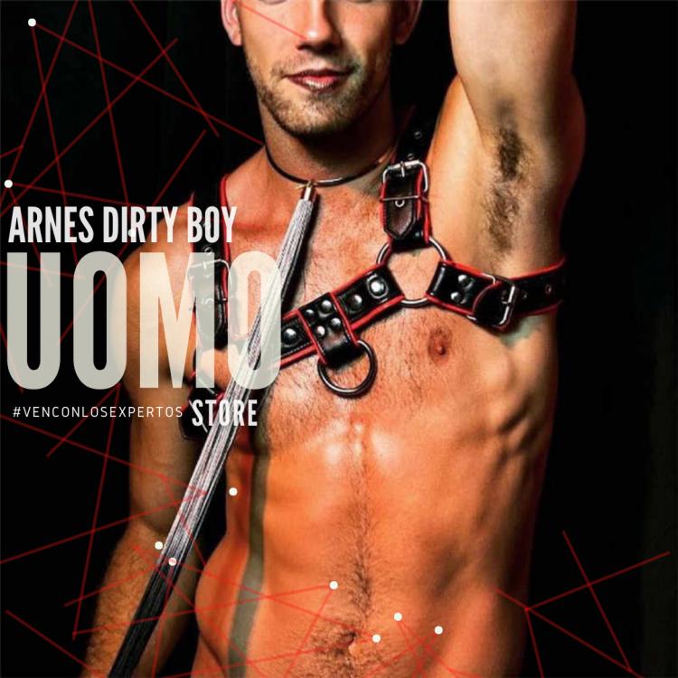 Arnes Dirty Boy Red