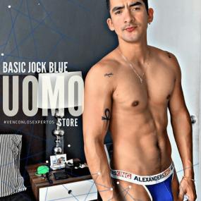 Basic Jock Blue