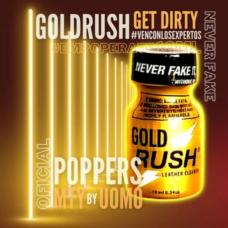 Popper Gold Rush 10ml