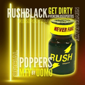 Popper Rush Black 10ml