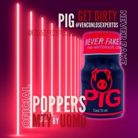 Popper Pig 10ml