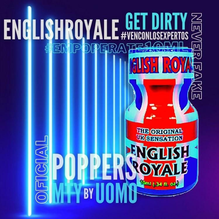 Popper English Royal 10ml