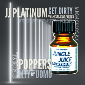Popper Jungle Juice Platinium 10ml