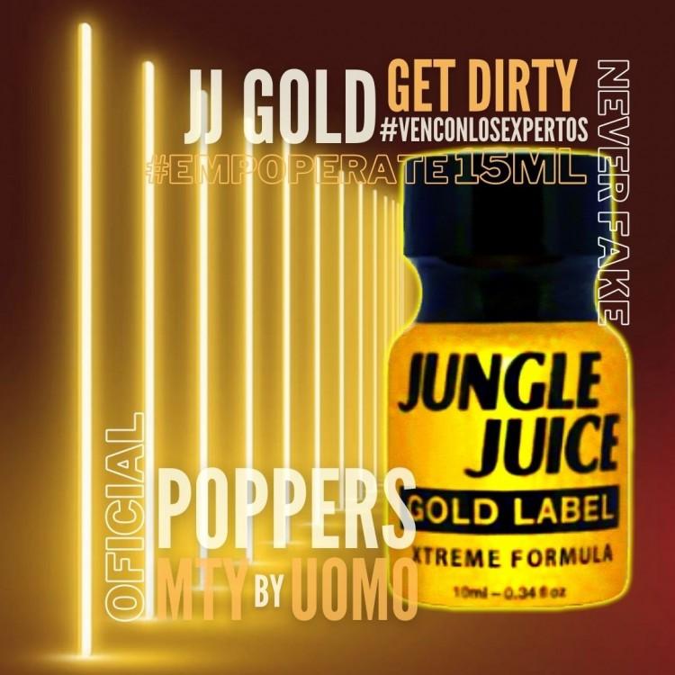 Popper Jungle Juice Gold 15ml