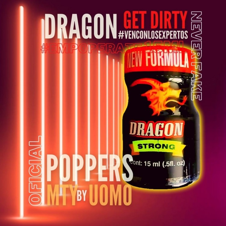 Poppers Dragon 15ml
