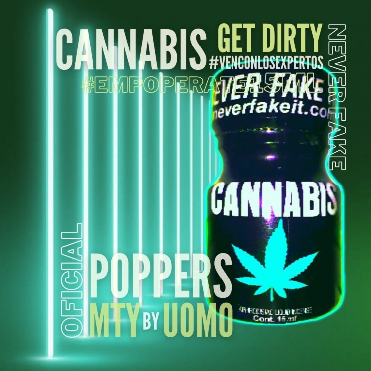 Popper Cannabis 15ml