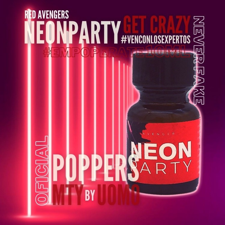 Popper NP Red Avengers  10ml
