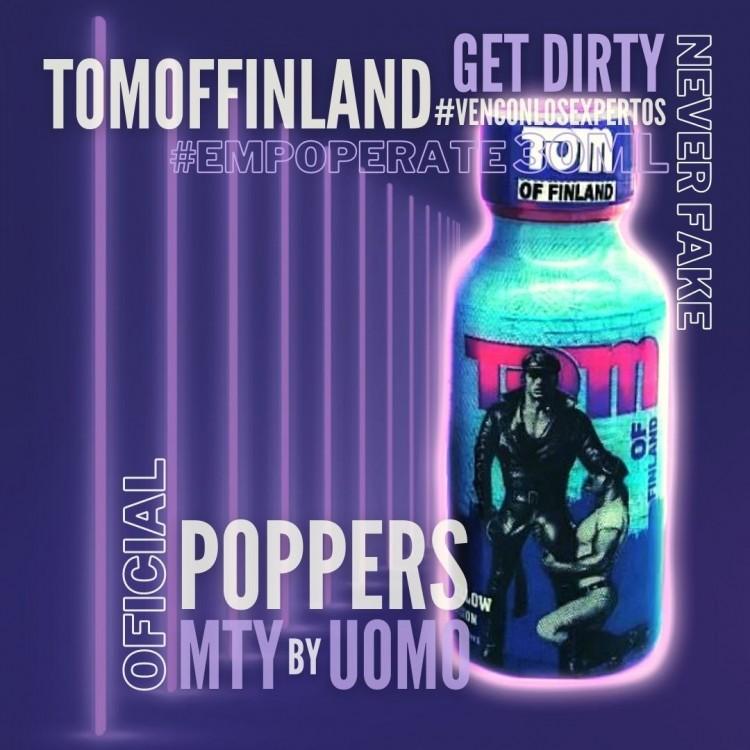 Popper Tom Of Finland 30ml