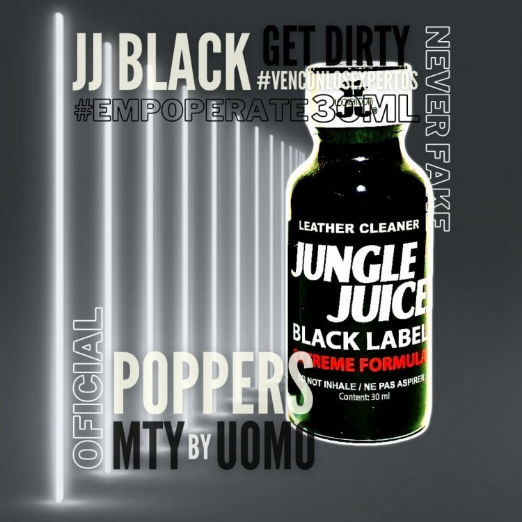 Popper Jungle Juice Black 30ml