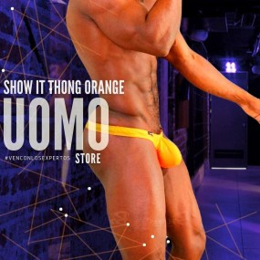 Show It Thong Orange