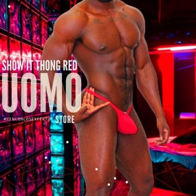ShowIt Thong Red