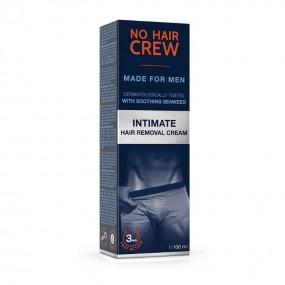 No Hair Crew - Crema Depilatoria Íntima Premium