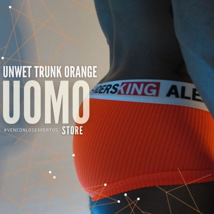 Unwet Trunk Orange