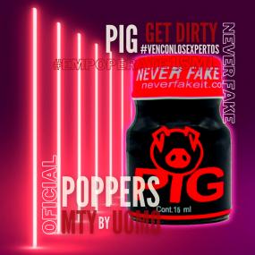 Popper Pig 15ml