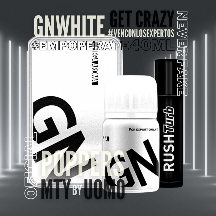 Poppers R.S.Gn White Ultimate 40ml