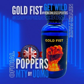 Gold Fist 30ml Poppers