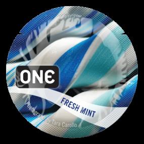 Condon Premium One Fresh Mint1