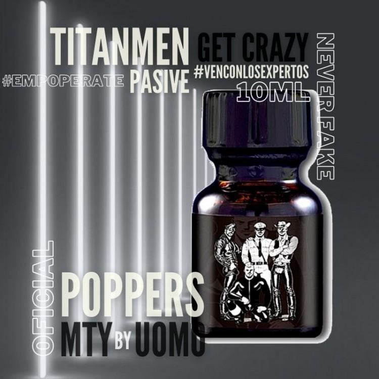 Poppers Titan Men Pasive 10ml