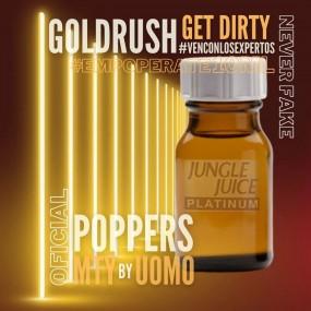 Popper Jungle Juice Platinium 10ml Poppers Lab