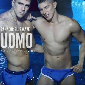 Bañador Blue Wave