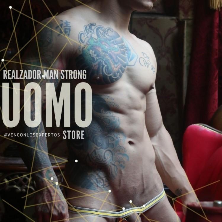 Realzador Man Strong Amarillo
