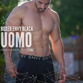 Boxer Envy Black
