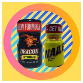 Dragon 2pack Poppers