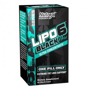 Lipo 6 Black Hers Ultra...