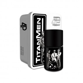Poppers TitanMen 40ml Black...