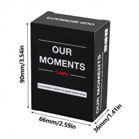 Our Moments English Version...